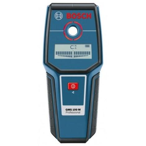 Metallinpaljastin Bosch GMS 100 M Professional