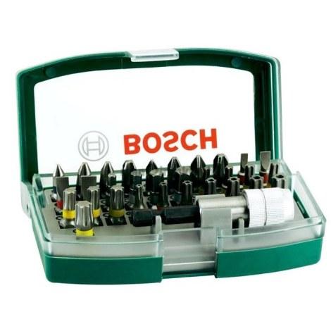 Minikoon mac-tarvikesarjat Bosch Promoline Colored; 32 kpl.