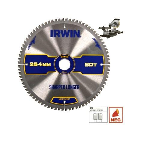 Katkaisuterä puulle Irwin; 305x3,2x30,0 mm; Z48