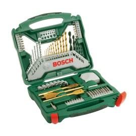 70 osainen tarvikesetti Bosch TITANIUM