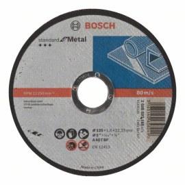 Hiova katkaisulaikka Bosch Standard; 125x1,6 mm