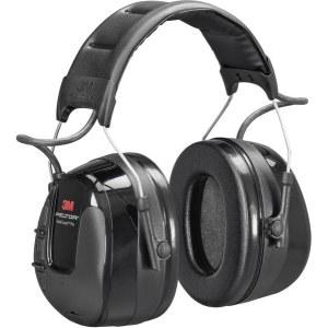 Kuulosuojaimet 3M Peltor WorkTunes Pro; 32 dB; musta