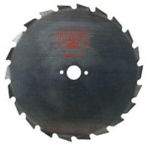 Raivaussahanterä Bahco MAXI-200-25BA; 200x25,4 mm; Z22