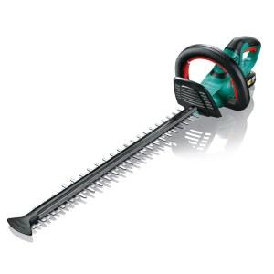 Pensasleikkuri Bosch AHS 55-20 Li; 18 V; 1x2,5 Ah akkukäyttöinen; pituus 55 cm