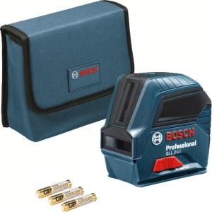 Ristilinjalaser Bosch GLL 2-10