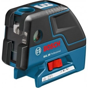 Linjalaser Bosch GCL 25