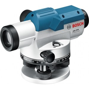 Optinen vaaituslaite Bosch GOL 20D