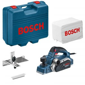 Höylä Bosch GHO 26-82 D + Kantolaukku