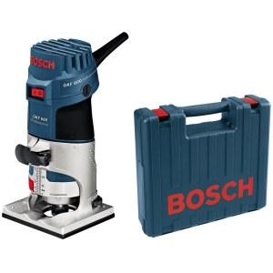 Reunajyrsin Bosch GKF 600 Professional; 600 W