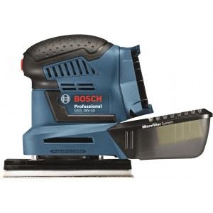 Tasohiomakone Bosch GSS 18 V-10 (ilman akkua ja laturia)