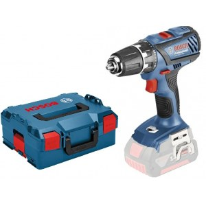 Pora/ruuvinväännin Bosch GSR 18-2-Li Plus l-boxx (ilman akkua ja laturia)