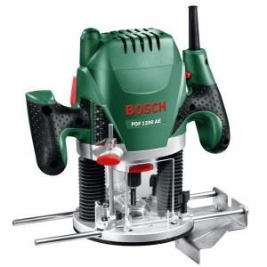 Yläjyrsin Bosch POF 1200 AE; 1200 W