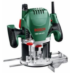 Yläjyrsin Bosch POF 1400 ACE; 1400 W