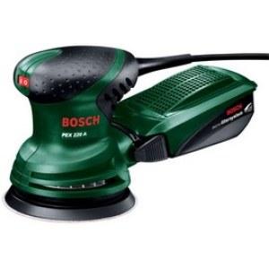 Epäkeskohiomakone Bosch PEX 220 A