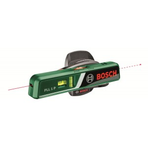 Itsesäätyvä ristilinjalaser Bosch PLL 1 P