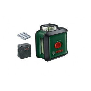 Linjalaser Bosch Universal Level 360; vihreä
