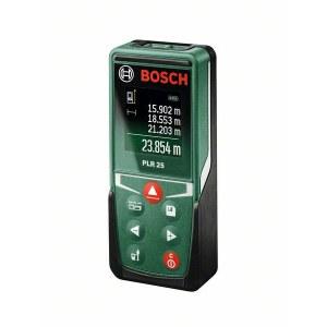 Laseretäisyysmittari Bosch PLR 25