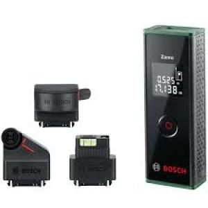 Laseretäisyysmittalaite Bosch ZAMO III set