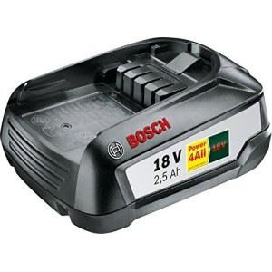 Akku Bosch PBA 18; 18 V; 2,5 Ah; Li-lon