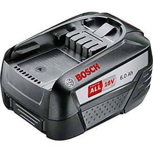 Akku Bosch PBA 18; 18 V; 6,0 Ah; Li-lon