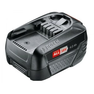 Akku Bosch PBA 18V; 4,0 Ah; Li-lon
