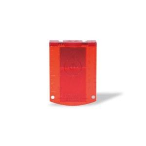 Laser-kohdistinkortti Bosch 1608M0005C punainen