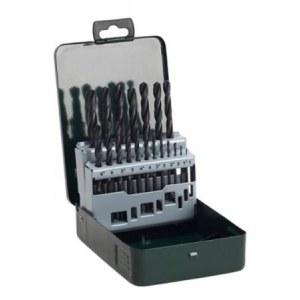 Metalliporanteräsarja Bosch HSS-R; 1-10 mm; 19 kpl.