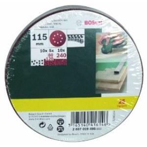 Hiomapaperi Best for Wood; 115 mm