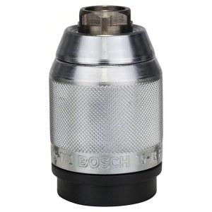 Pikaistukka poraan/ruuvinvääntimeen Bosch GSB, PSB; 1,5-13 mm Kromi