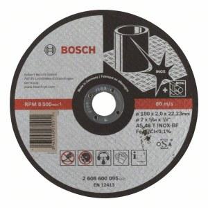 Hiova katkaisulaikka Bosch AS 46 T INOX BF; 180x2 mm