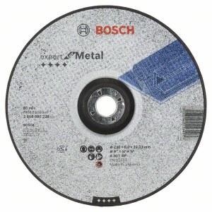 Hiomalaikka Bosch A 30 T BF; 230x6 mm
