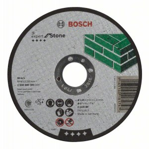 Hiova katkaisulaikka Bosch C24 R BF; 125x2,5 mm