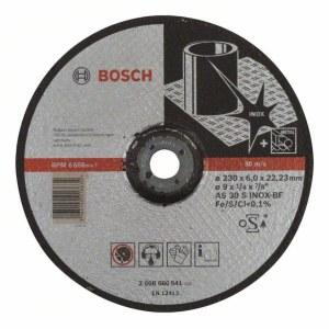 Hiomalaikka Bosch AS 30 S INOX BF; 230x6 mm