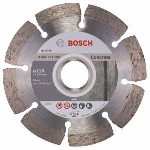 Timanttikatkaisulaikka Bosch PROFESSIONAL FOR CONCRETE; 115 mm