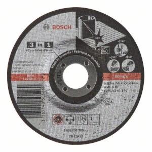 Katkaisu- ja hiomalaikka Bosch A46 S BF; 125x2,5 mm