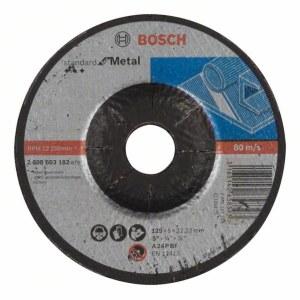 Hiomalaikka Bosch Standard; 125x6 mm