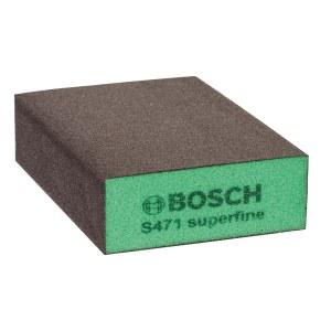 Hiomasieni Bosch Flat&Edge; 69x97x26 mm; P320-500