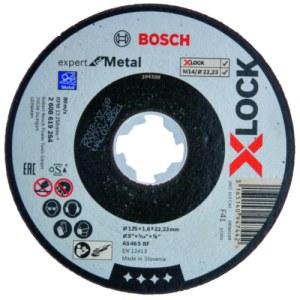 Hiomalaikka Bosch Expert for Metal; Ø125x1,6 mm
