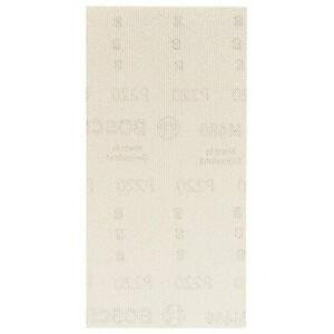 Hiomapaperi Bosch M480; 93x186 mm; P220; 50 kpl.