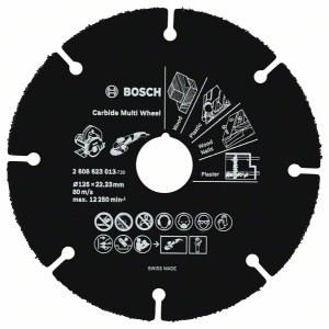Yleisterä, kulmahoimakoneisiin Bosch 2608623013; 125x1 mm