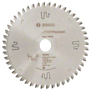 Katkaisuterä puulle Bosch Best for Wood 2608642101; 216 mm