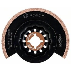 Puolipyöreä segmenttisahanterä Bosch ACZ 70 RT5