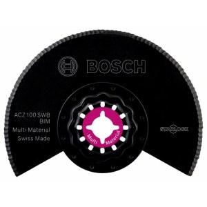 Puolipyöreä segmenttisahanterä Bosch ACZ 100 SWB