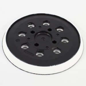 Hiomatyyny epäkeskohiomakoneelle Bosch; 125 mm PEX työkaluille