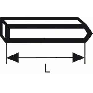 Lankanaulat Bosch; 14 mm; 1000 kpl.; tyyppi 41