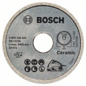 Timanttikatkaisulaikka Bosch PKS 16 Multi Ceramics; 65 mm