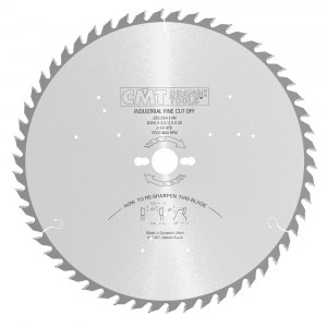 Katkaisuterä puulle CMT 350x3.5x30; Z54; 15°
