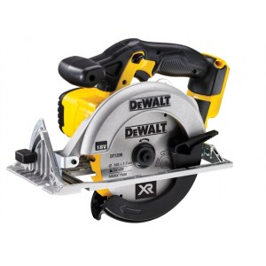 Akkupyörösaha DeWalt DCS391N; 18 V (ilman akkua ja laturia)