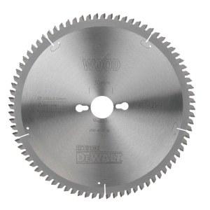 Katkaisuterä puulle DeWalt DT4287; Ø250 mm