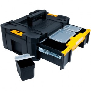 Laatikko työkaluille DeWalt TSTAK III